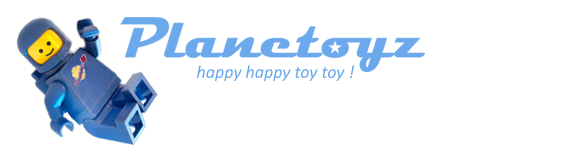 Jual  Action Figure ~ Planetoyz