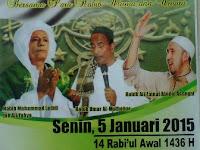 Ikuti Pengajian Habib Luthfi Bin Yahya di Pati