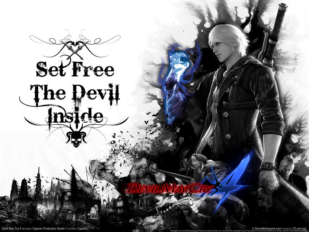 Devil May Cry HD & Widescreen Wallpaper 0.590191568672758