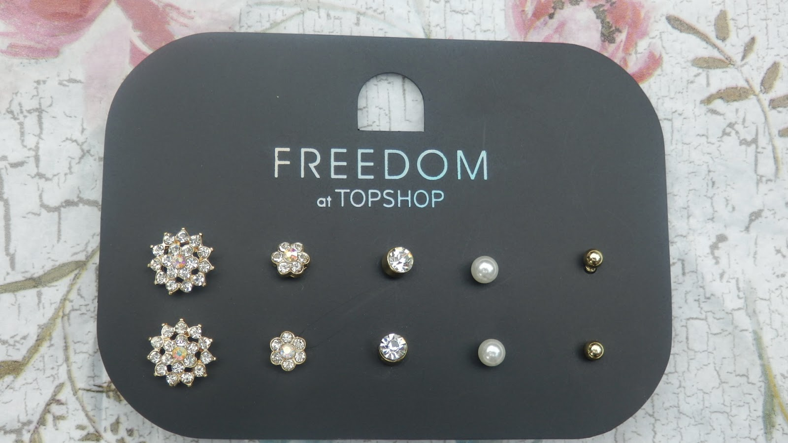 Earrings from Topshop