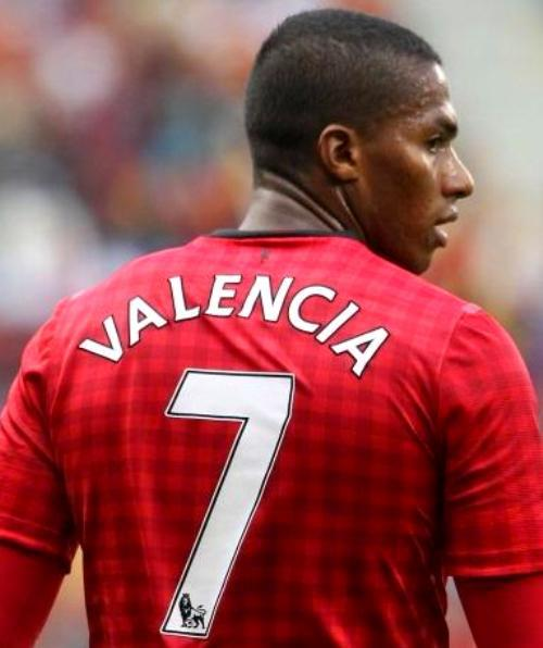 All about sports antonio valencia football player - Orts valencia ...
