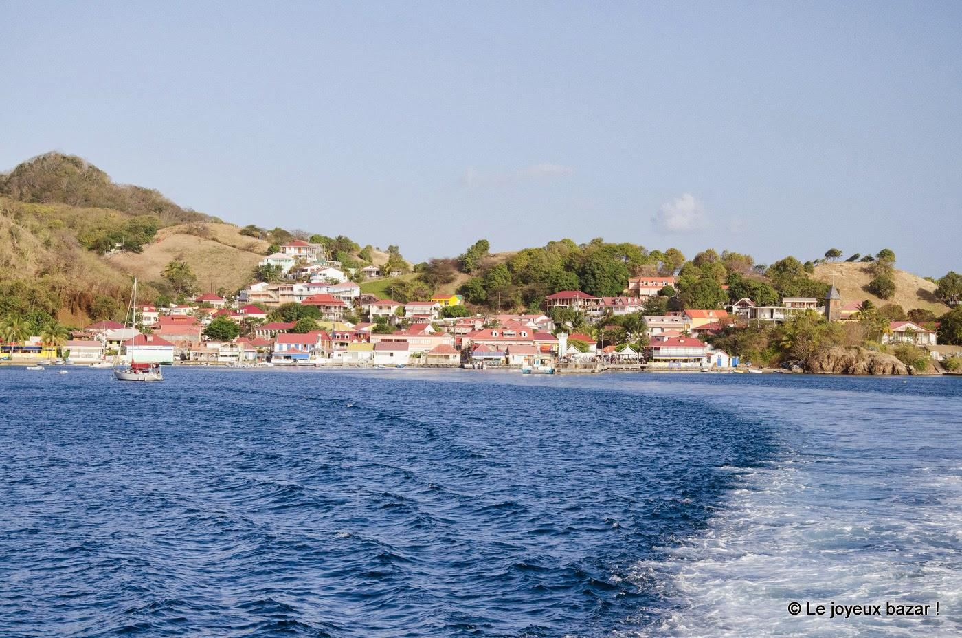 Guadeloupe - baie des Saintes