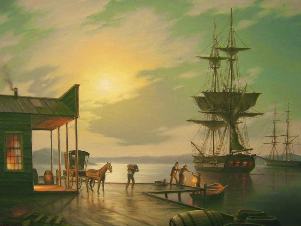 pinturas-de-marinas-al-oleo