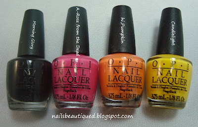 OPI So So Skullicious Collection