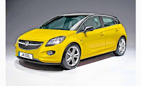 The 2015 Opel Corsa Equipped with Everything Required