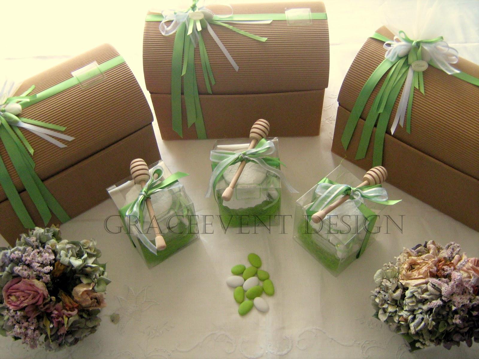 Matrimonio In Verde : Molto confezionare bomboniere matrimonio lm pineglen