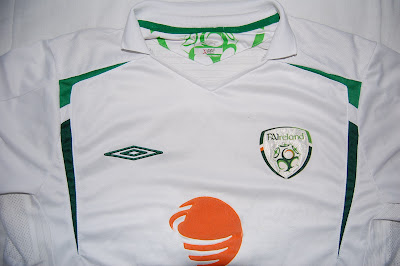 Republic of Ireland football shirt