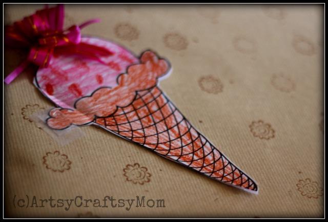 DIy Wrappingpaper