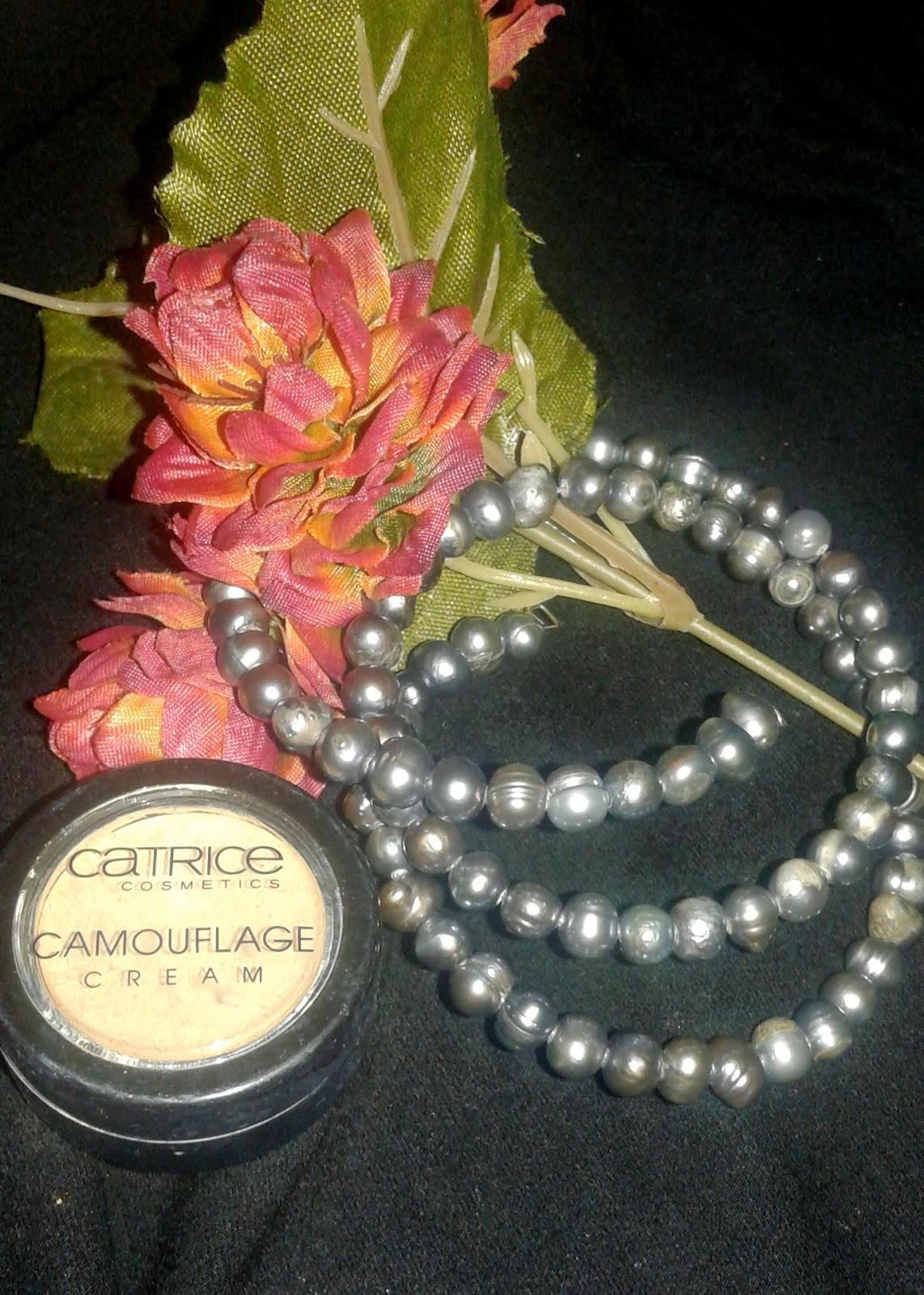 Top 10 kosmetyków... #9 Catrice Camuflage Cream
