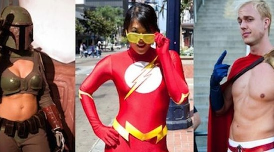 Do You Think Only Men Can Wear The Flash Costumes?But I Do Not Think
