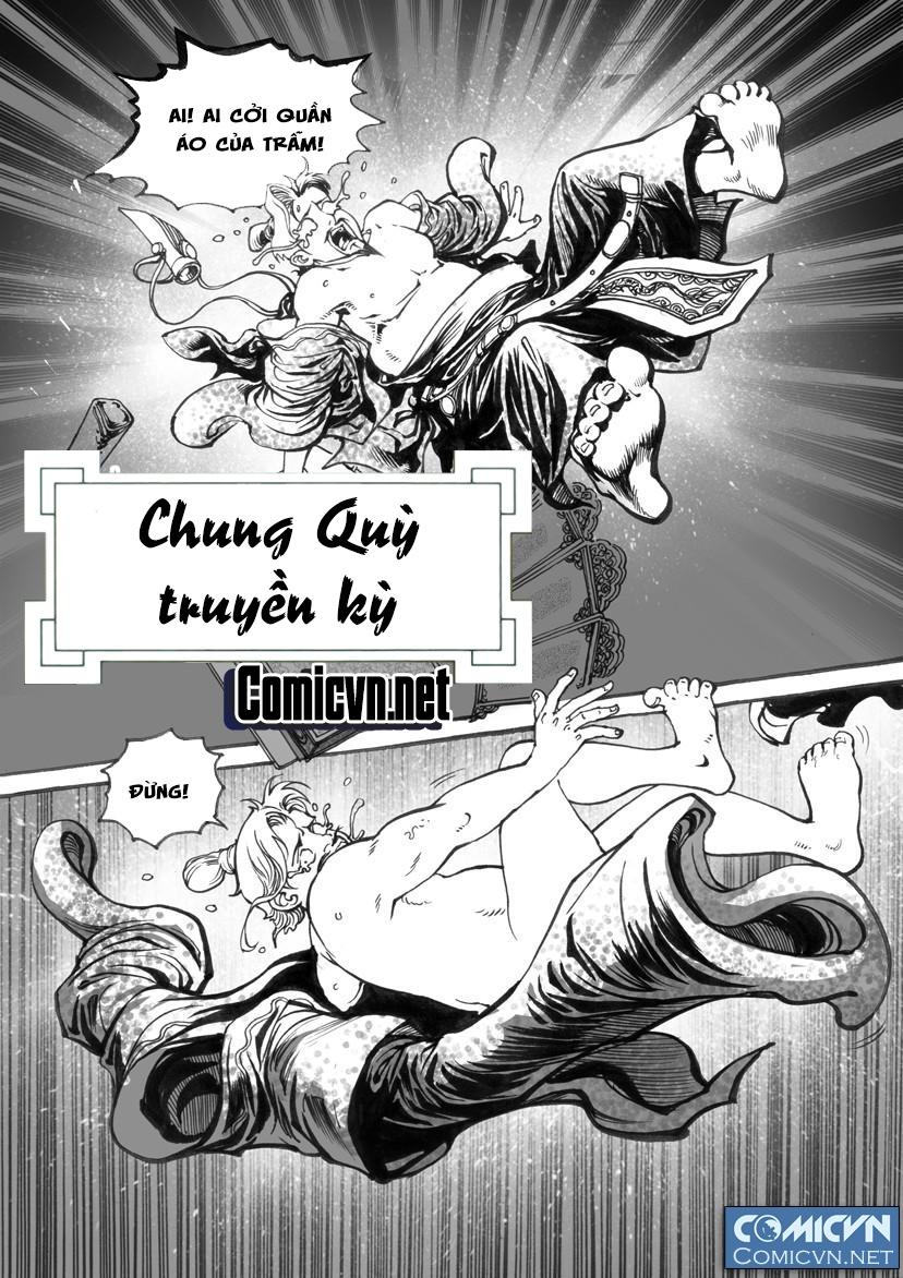 Chung Quỳ Truyền Kỳ Chapter 45 - Hamtruyen.vn