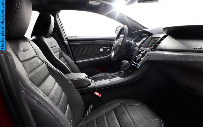 Ford taurus car 2013 interior - صور سيارة فورد تورس 2013 من الداخل