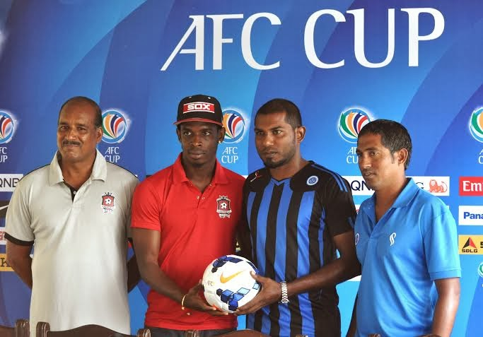AFC Cup 2014: Churchill Brothers host New Radiant SC