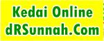 Kedai Online dRSunnah | Gedung Produk Sunnah & Alami Terbesar