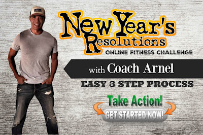 New Years Fitness Challenge - New Years Fitness Resolutions - New Year New You - Beachbody Challenge Motivation - Coach Arnel Banawa