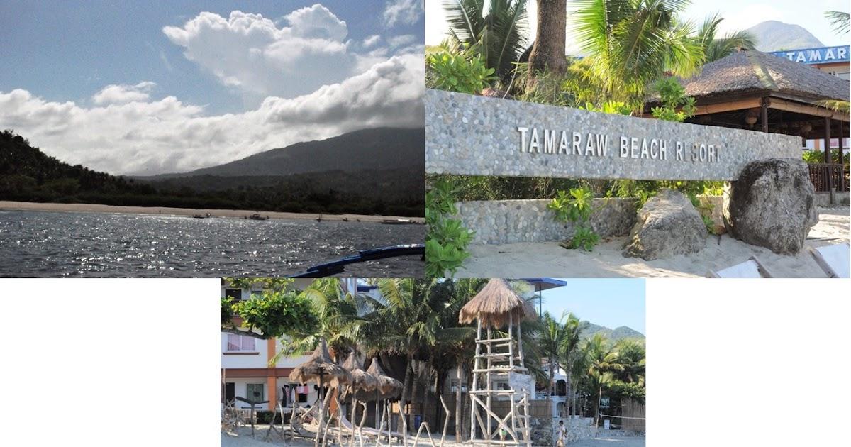 Tamaraw Beach Resort Blog