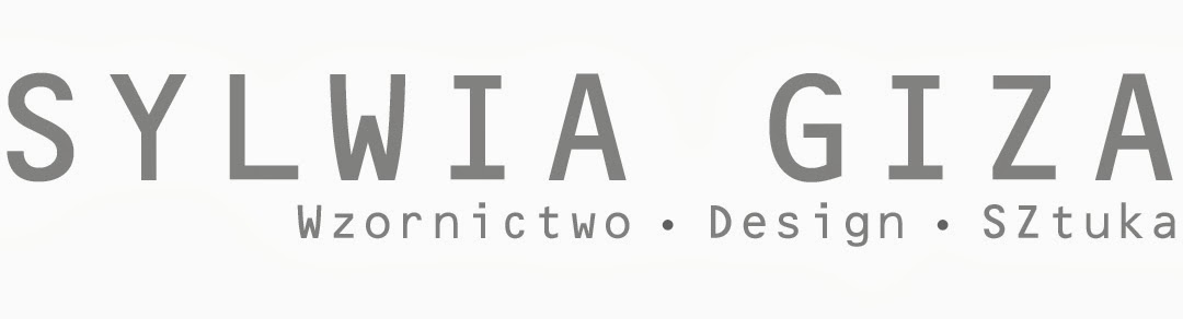 Sylwia Giza WZORNICTWO,  MALARSTWO,  DESIGN