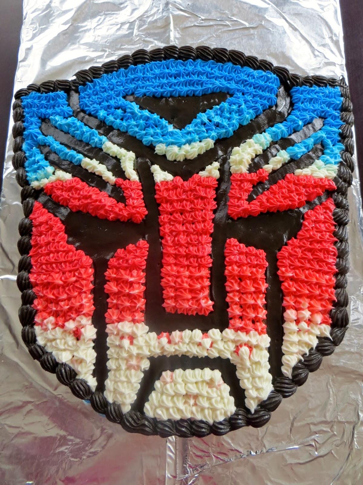 Welcome To The Krazy Kingdom Bladens 5th Birthday Party Transformers