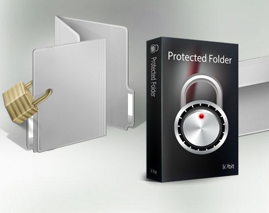 iobit protected folder download