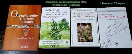 Libros Josep Colonques