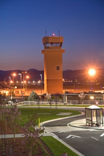 Medford Airport Control Tower