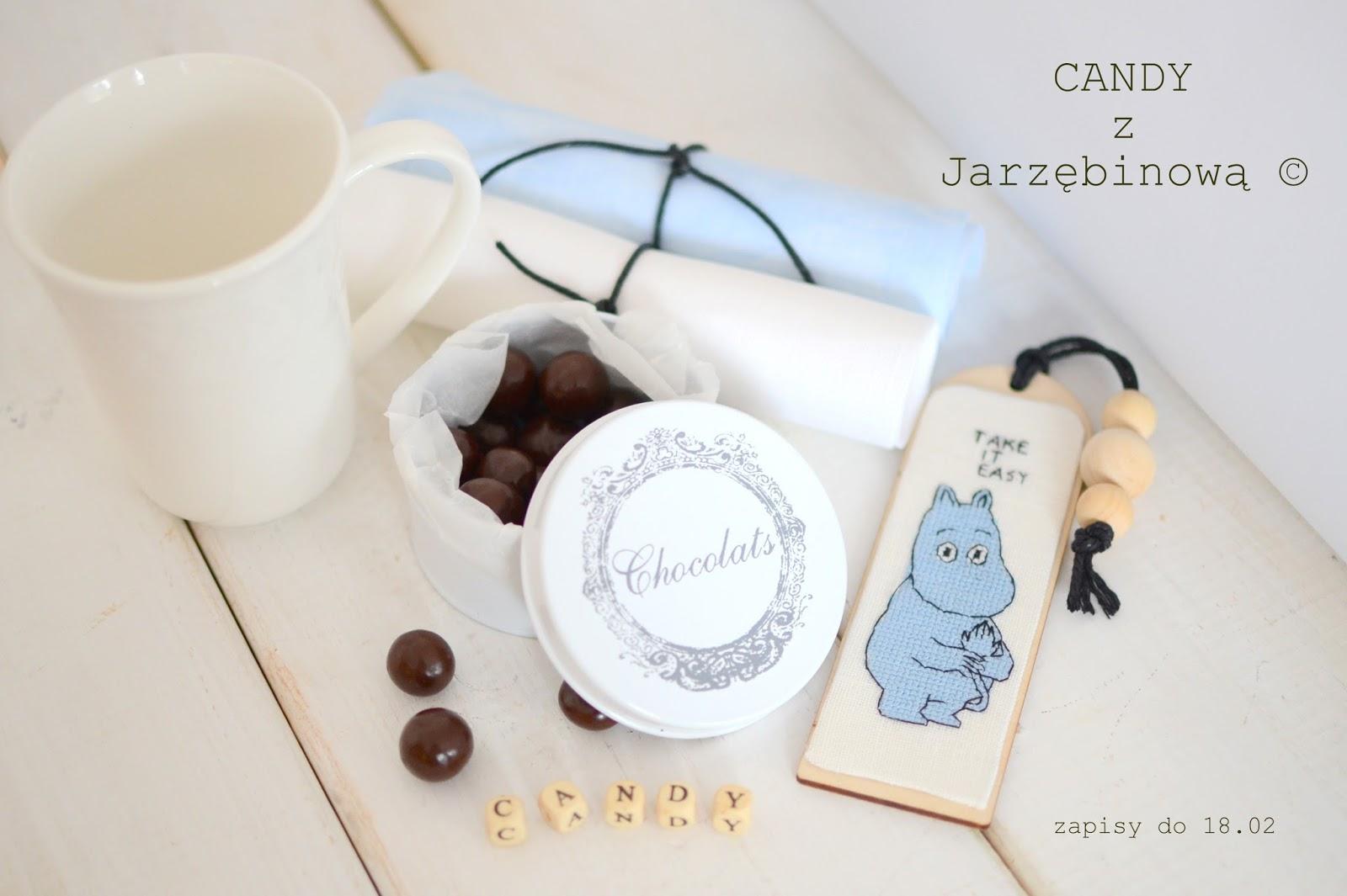 Candy z Jarzębinową