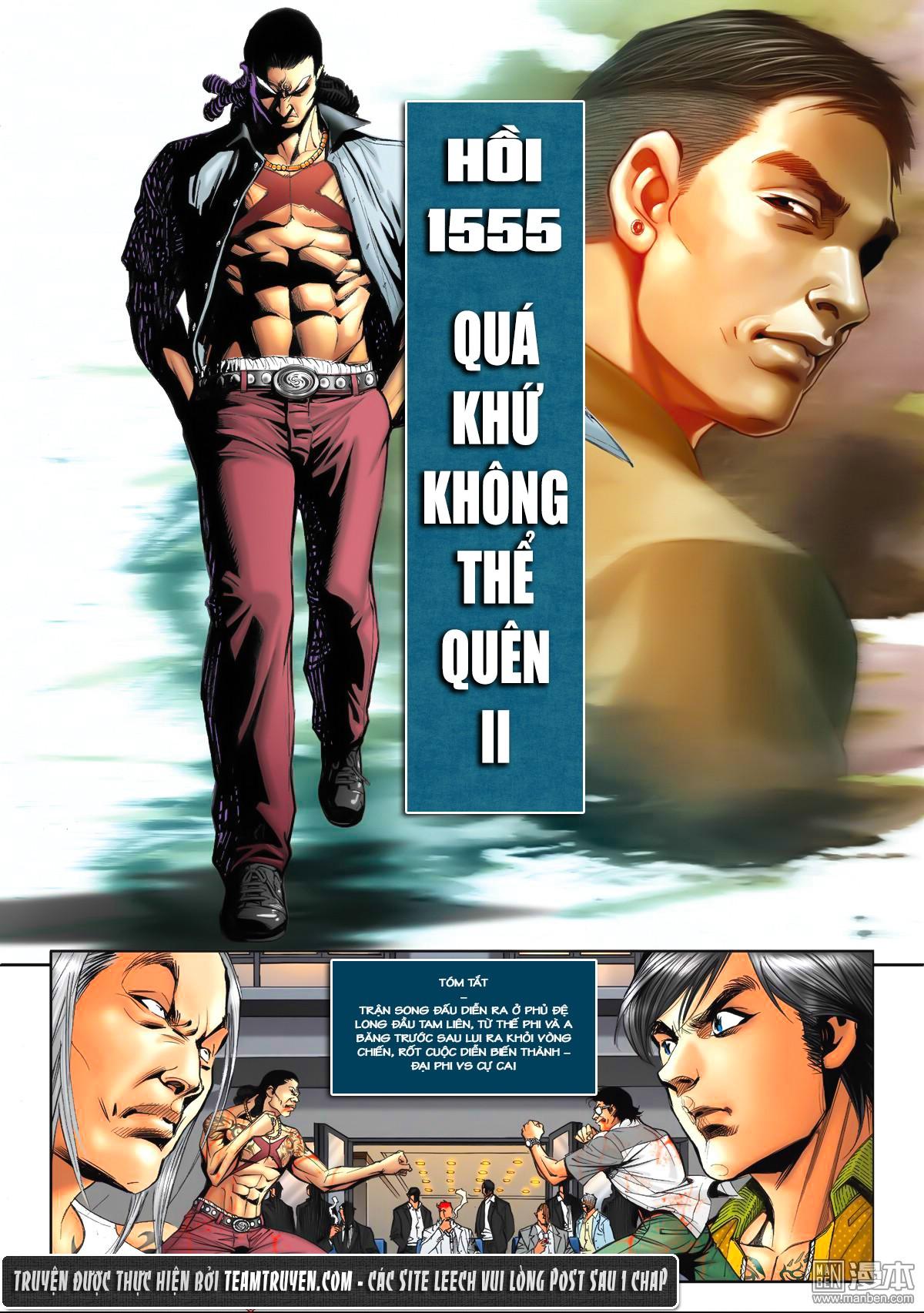 Người Trong Giang Hồ Chap 1555 - Next Chap 1556