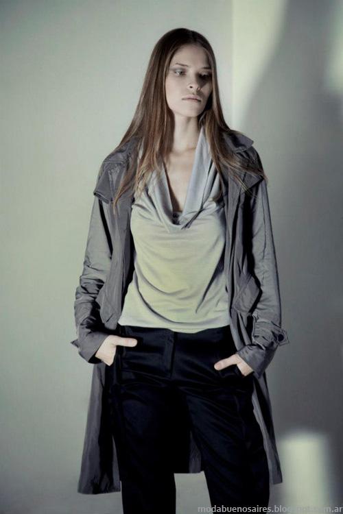 Moda Daniela Sartori invierno 2013 Moda Argentina.
