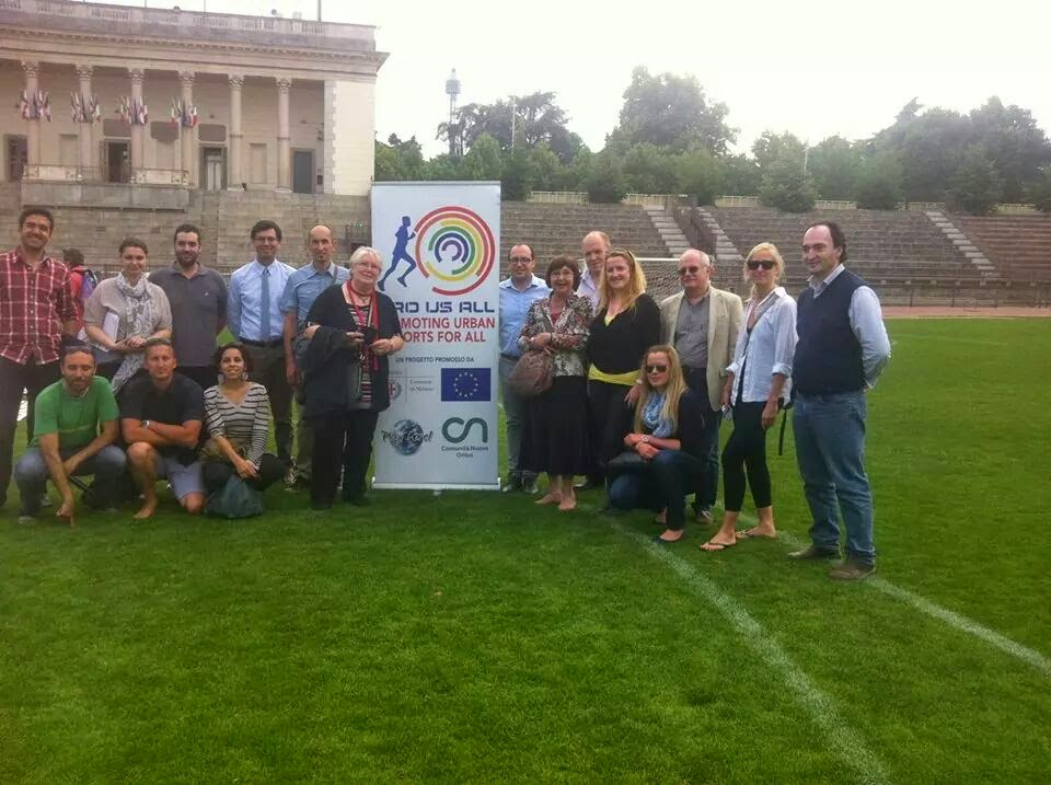 PRO US ALL Project Final meeting, Milan, 5 June 2014