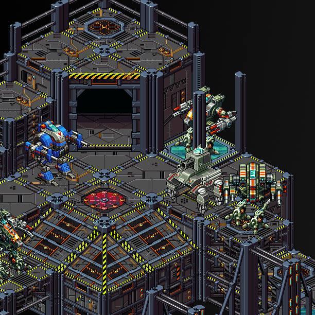 META4, un juego que devolverá el esplendor de los títulos de estrategia isométrica con mechas