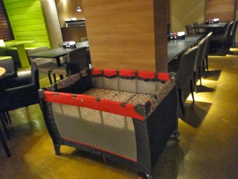 Bekko Sushi: Bercário (foto: divulgação)