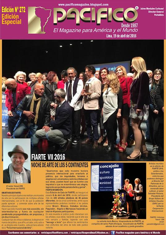 Revista Pacífico Nº 272 Edición Especial