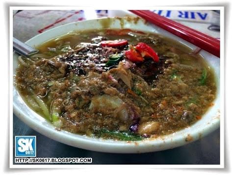 Penang Street Food - Asam Laksa