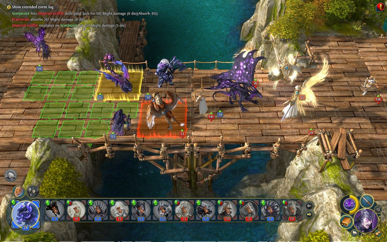 Might And Magic Heroes VI  Screenshot