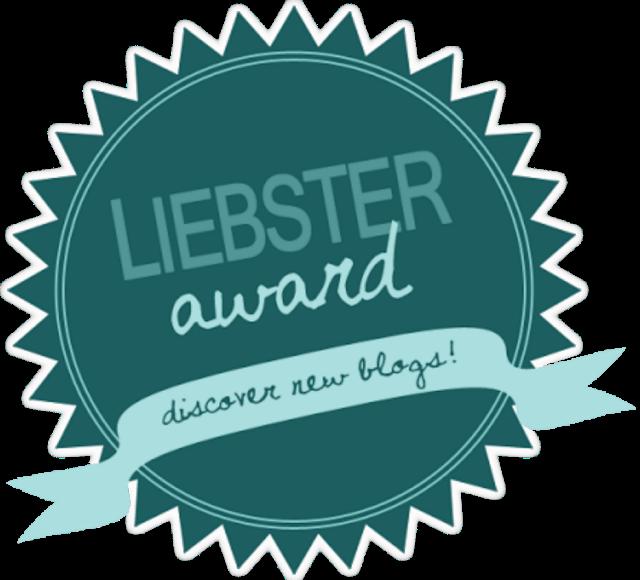 Grazie a Roberto Bonfanti del blog Chiacchiere e distintivo per l'onore del Liebster Award 2016