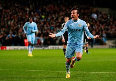 Manchester City 2 - 0 Bayern Munich (2)