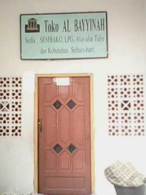 Toko Al bayyinah