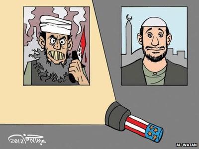karikatur lawan karikatur hina nabi