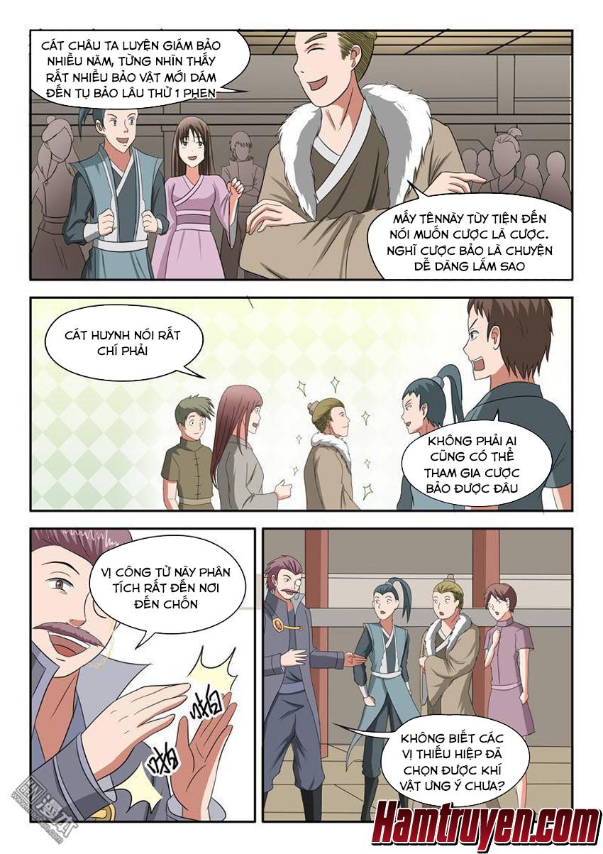 Võ Thần Chúa Tể Chap 161 - Trang 9