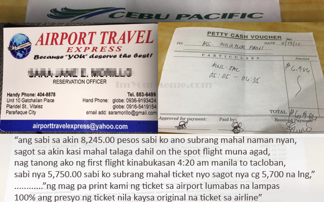 BEWARE: NAIA Terminal Ticketing Modus Experienced by Overseas Filipino Workers