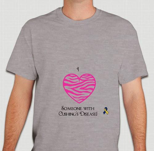Cushing's T-Shirt