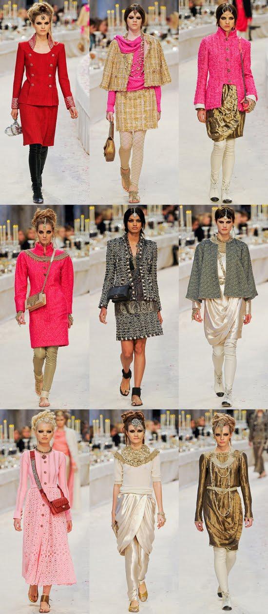 Coleção Chanel 2012