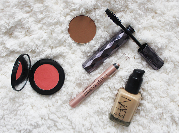 five product face makeup challenge thebeautymilk
