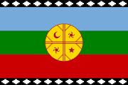La Bandera del Municipio Guaicaipuro del Estado Bolivariano de Miranda