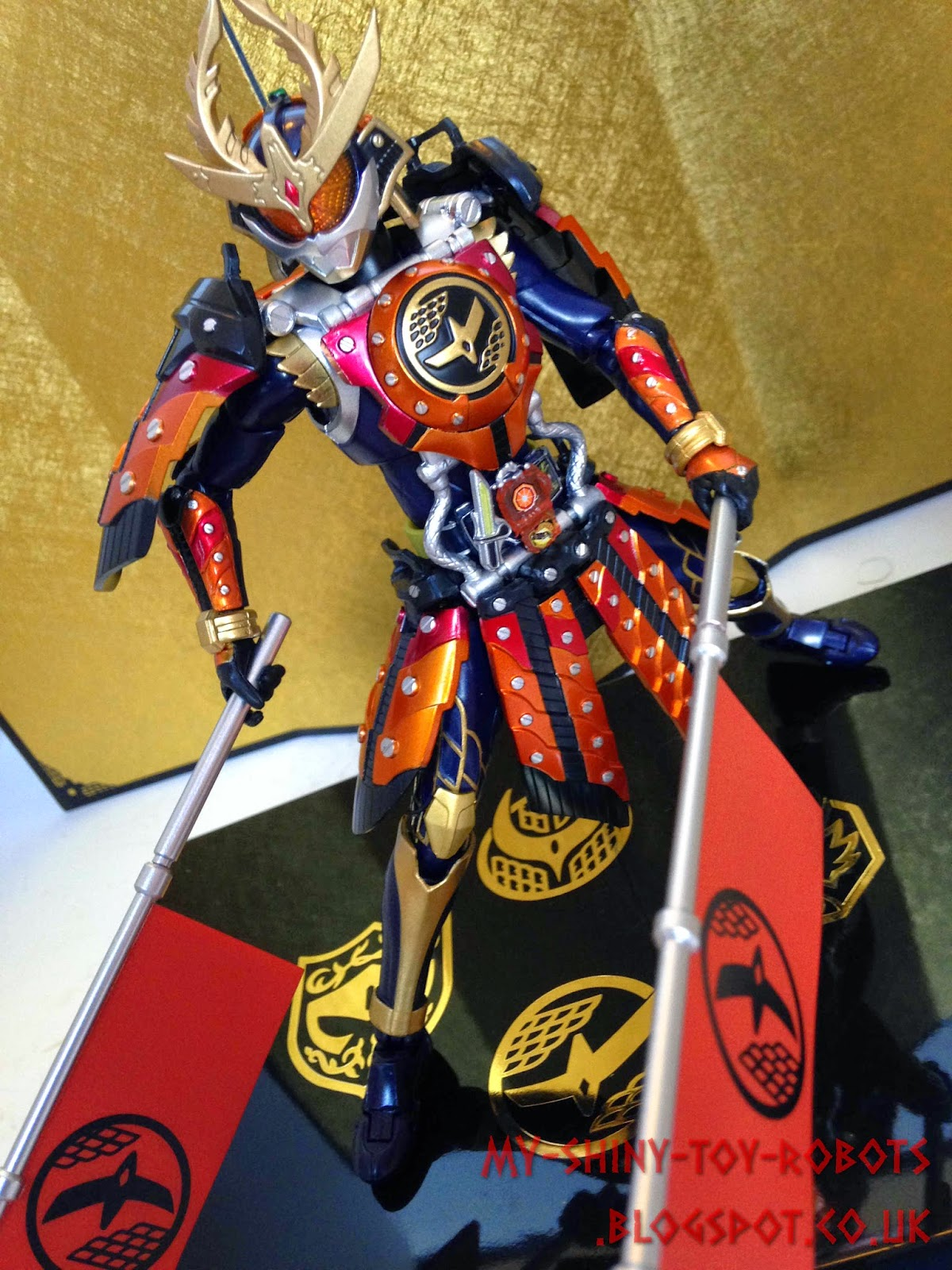 Striking with the Kachidoki Bata