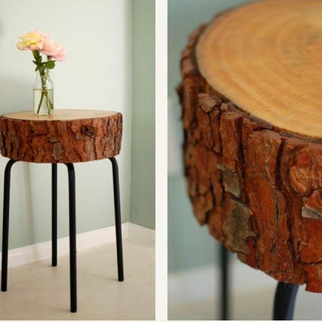 فكار مبتكرة لإعادة تدوير الخشب