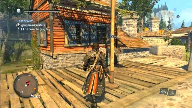 Assassins Creed Rogue PC Game full