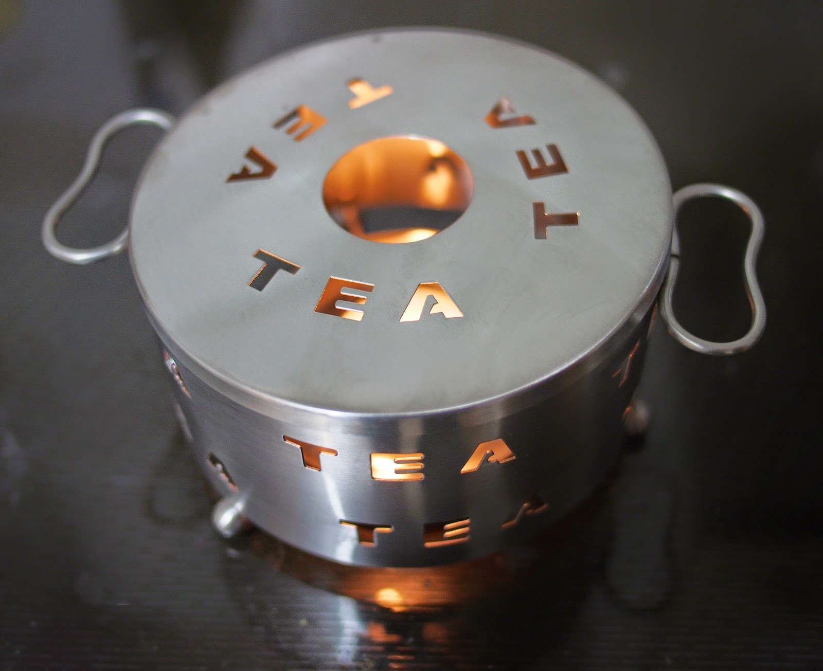 Tea Light Coffee Warmer The Table