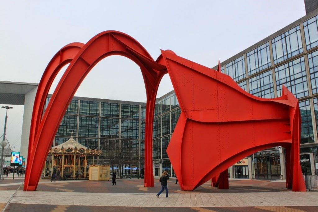 L'Araignée Rouge d' Alexander Calder