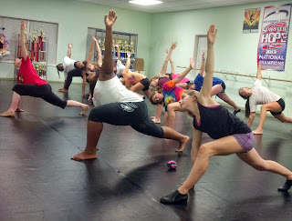 plaza midwood contemporary dance classes